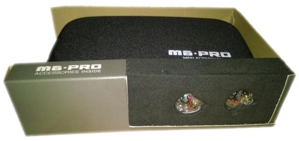 M6 Pro - karton