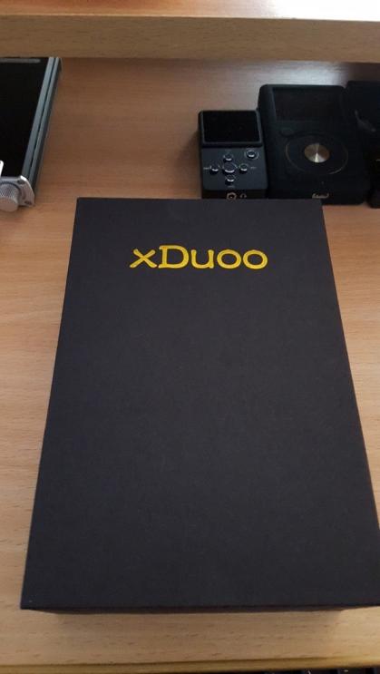 XD-05 pudełko