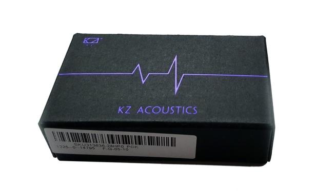 KZ ZS1 - opakowanie