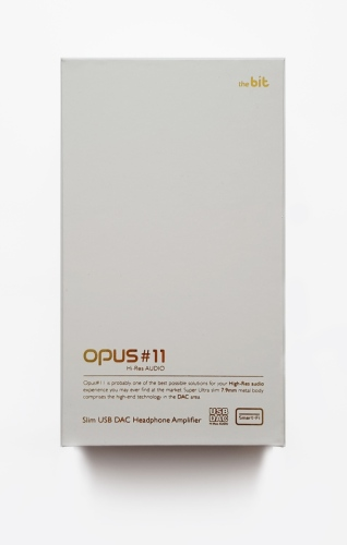 Opus 11 front