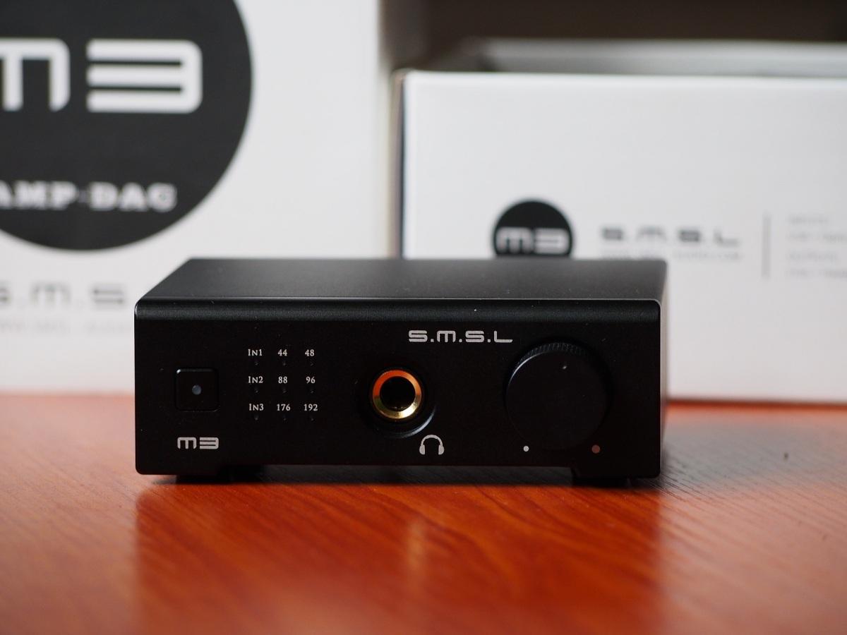 S.M.S.L. M3 - wielki dźwięk małego chińczyka :)