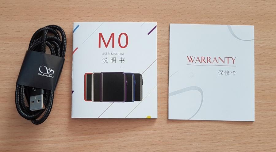 M0 - akcesoria